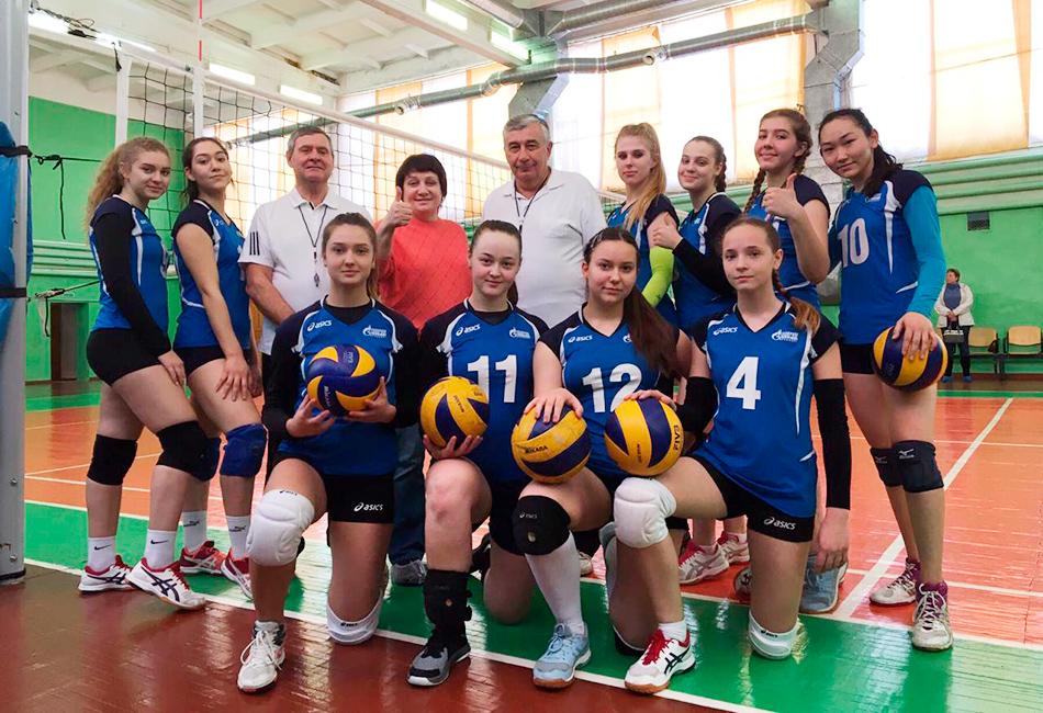 Волейбол Оренбуржья