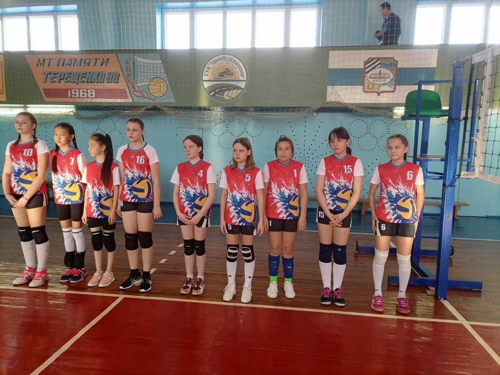 Открытый XVIII традиционный областной турнир по волейболу среди девушек