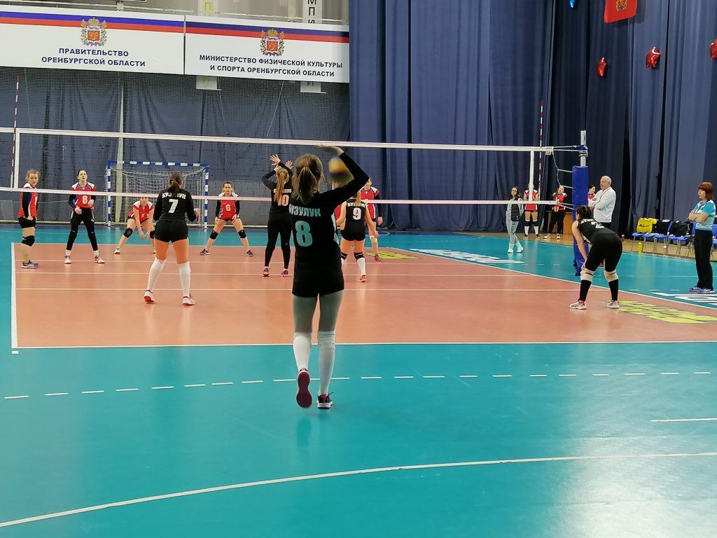 Первенство области по волейболу среди девушек 2003-2004 г. рождения.