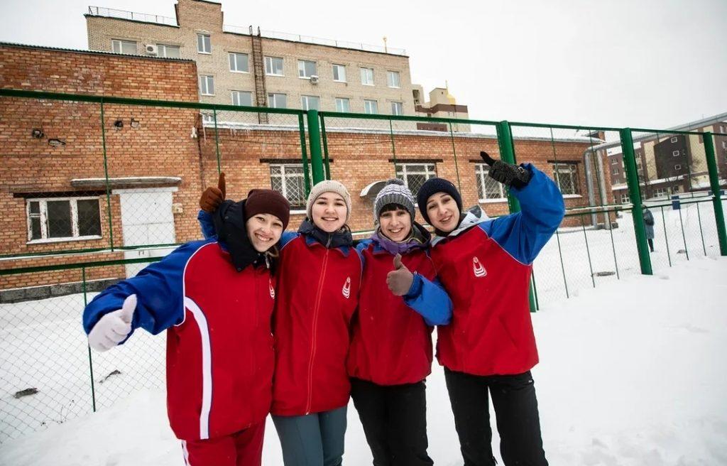 27 февраля 2021 года на территории Оренбургского государственного университета состоялся первый в истории Оренбурга турнир по волейболу на снегу