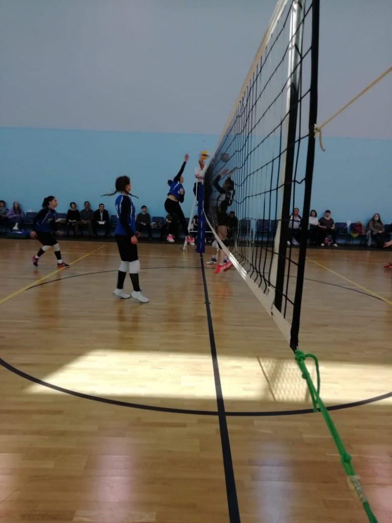 Финальные соревнования по волейболу на первенство Оренбургской области среди девушек
