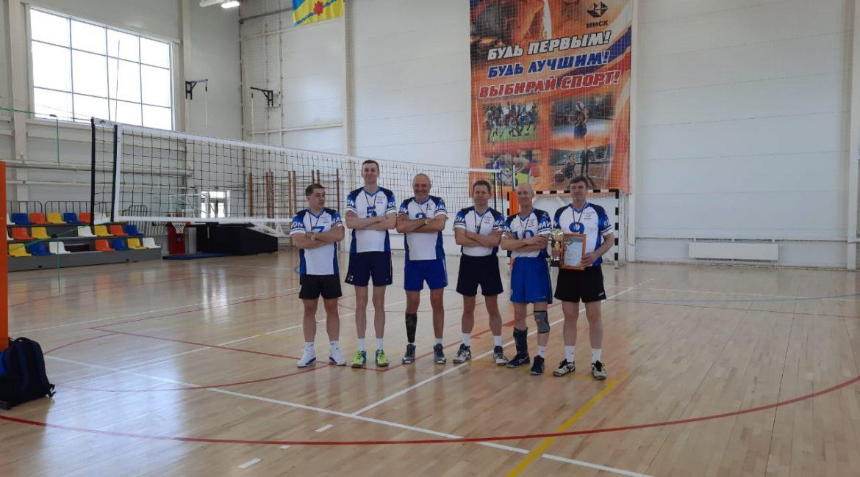 Турнир по волейболу среди ветеранов в г. Медногорске