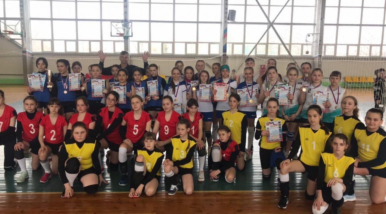 Межрегиональный Турнир среди юношей и девушек в г. Соль-Илецк