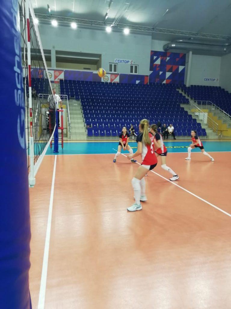 Первенство Оренбургской области по волейболу среди девушек 2007-2008 годов рождения