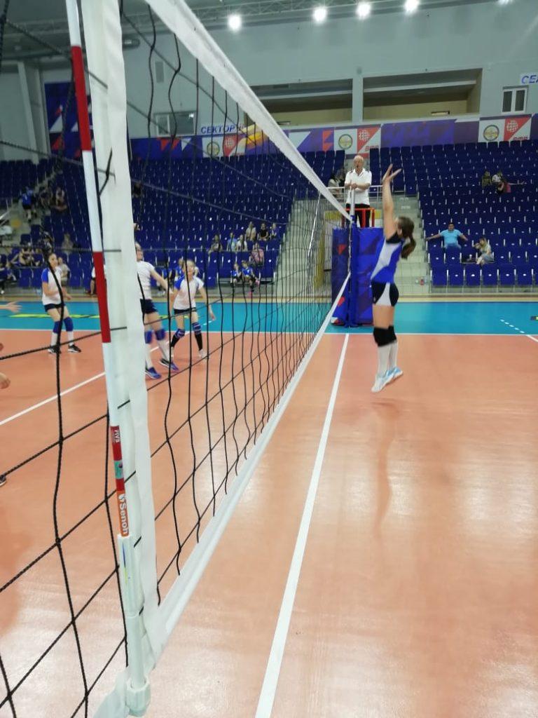 Первенство области по волейболу среди девочек 2009-2010 гг. рождения