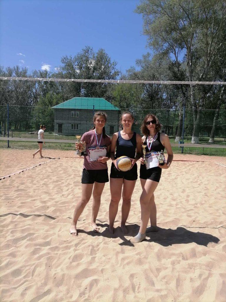 Первенство области по пляжному волейболу, среди юношей и девушек 2005-2006 и 2007-2007 гр