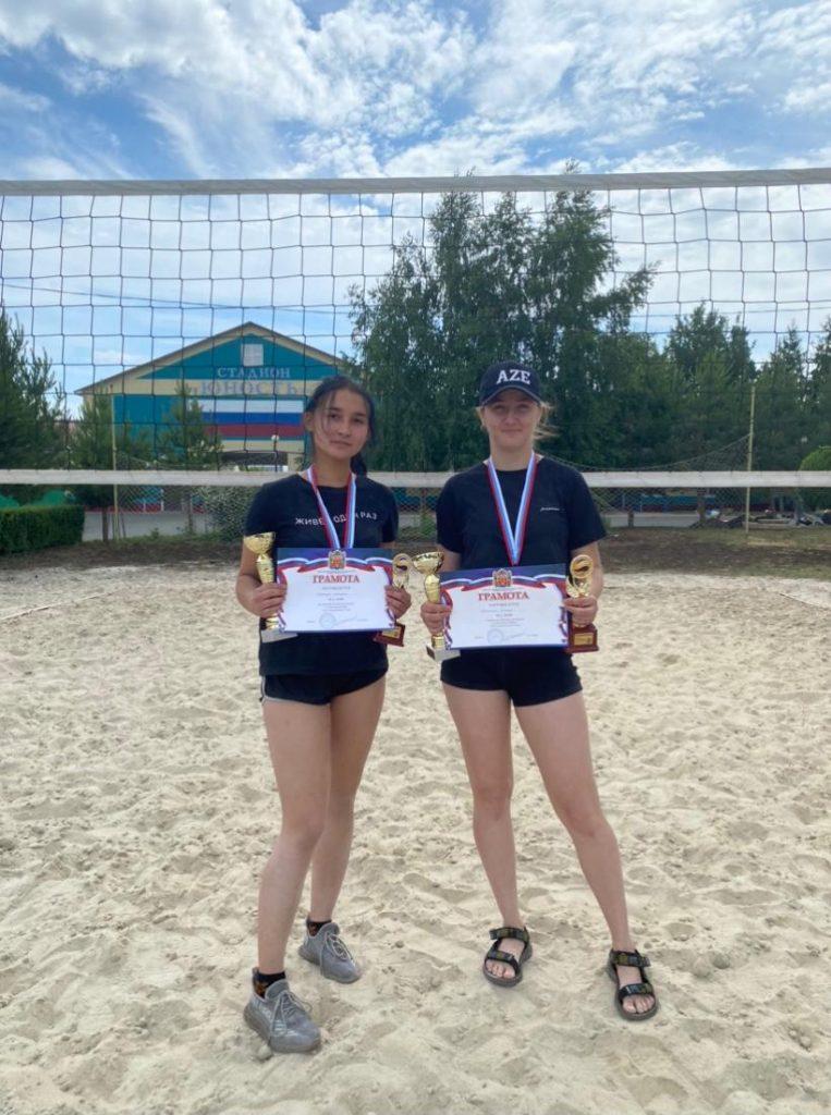 Первенство Оренбургской области по пляжному волейболу среди команд юношей и девушек 2003-2004 гр