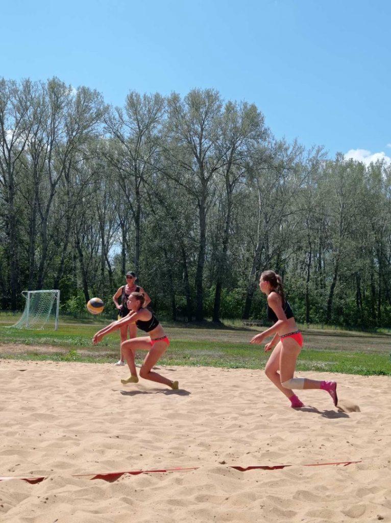 Первенство города Оренбурга по пляжному волейболу