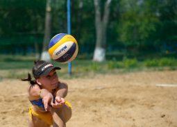 Городской традиционный турнир по пляжному волейболу, посвященный Дню молодежи