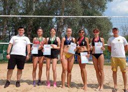 Чемпионат города Оренбурга по пляжному волейболу среди мужчин и женщин