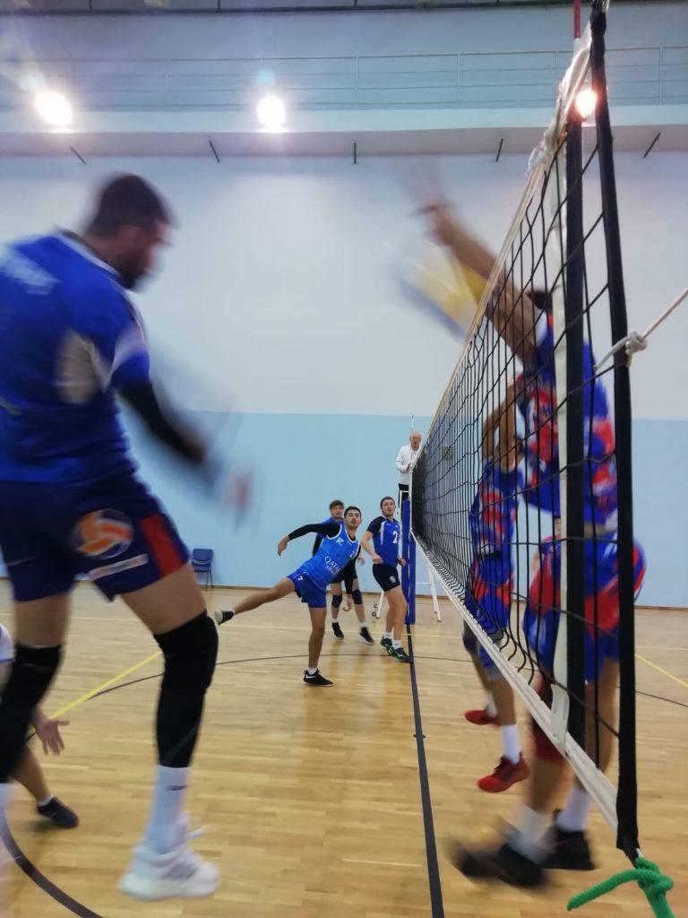 Турнир на кубок Оренбургской области по волейболу среди мужских команд